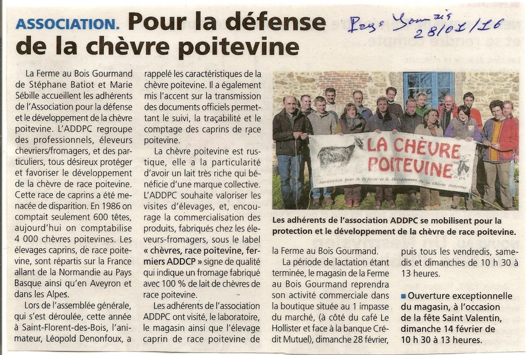 Article presse AG